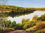 North Saskatchewan River - Sold