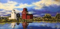 Historical Monuments, Parkbeg Saskatchewan - Sold