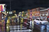 Rainy Nashville Night