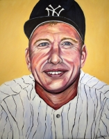 The Great Mickey Mantle.