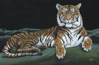 NIGHTLY TIGER WATCH - SOLD