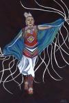 FANCY SHAWL DANCER